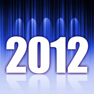 Curtains for 2012