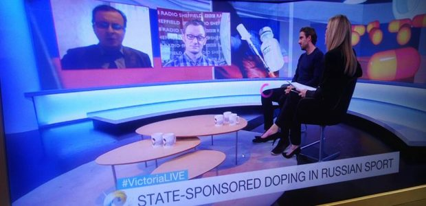 Please get in touch for quotes or interviews. Under development…. In the news TV ITV News calender – steroid analysis – November 2017 Victoria Derbyshire show BBC2 – Russian State Sponsored Doping […]